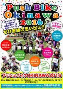 プッシュバイクOKINAWA2016-チラシ